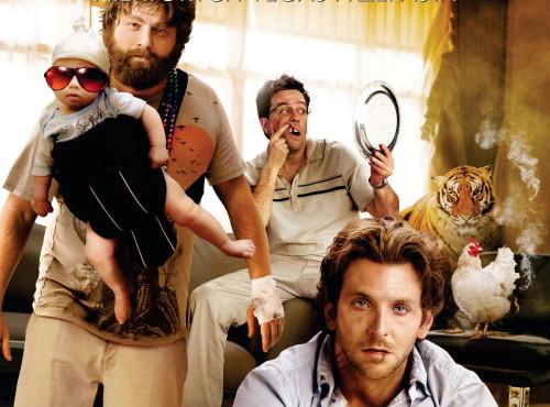 """Zwariowana komedia """"Kac Vegas"""" - jeden z najlepszych filmów 2009 roku według Amerykańskiego Instytutu Filmowego"""