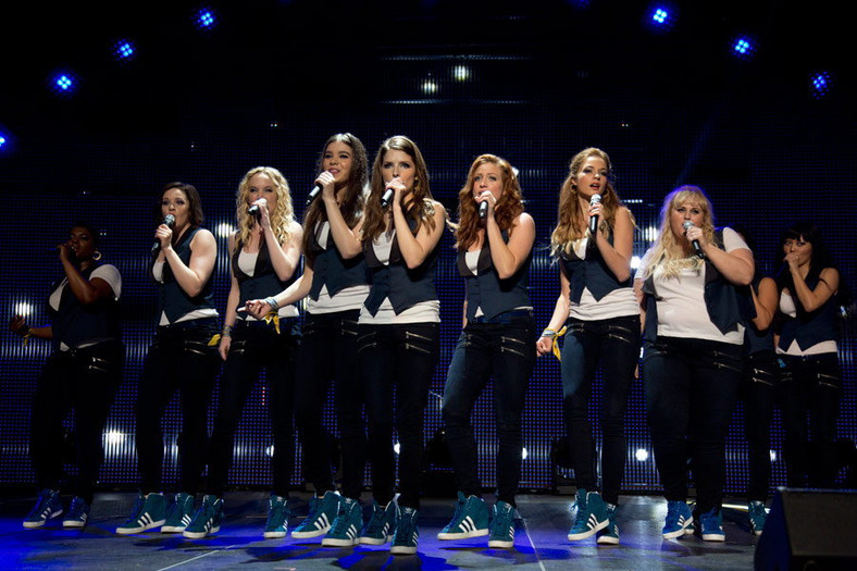"""Pitch Perfect 2"" - kadr z filmu"