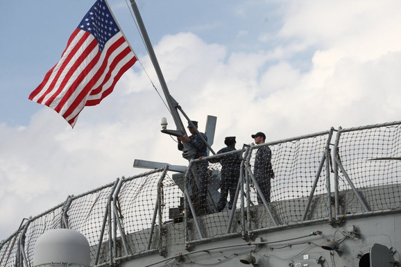 Peking tvrdi da SAD ugrožavaju mir u regionu