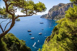 Włoska wyspa Capri ogłoszona wolną od COVID-19