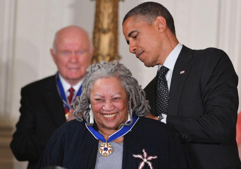 Toni Morrison nie żyje