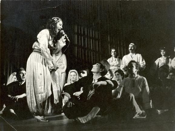 Uloga koja me je proslavila: Koštana na pozorišnoj sceni