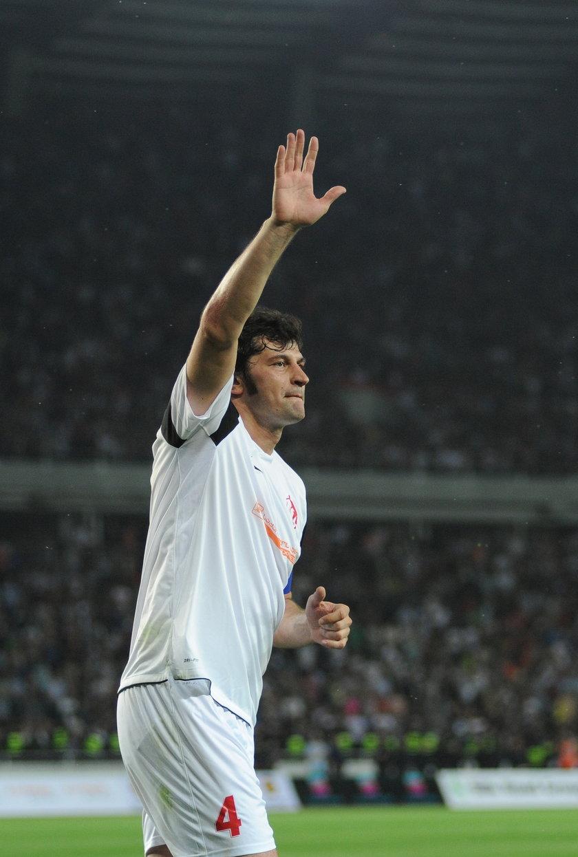 Mroczna tajemnica gwiazdy gruzińskiego futbolu Kachy Kaładze!