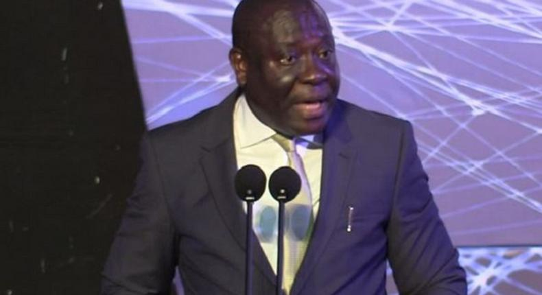 Deputy Minister of Communications, Vincent Sowah Odotei