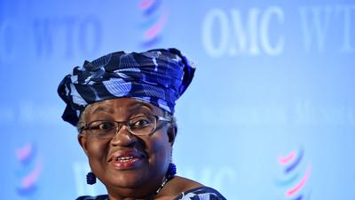 Okonjo-Iweala makes shortlist of 5 for WTO top job