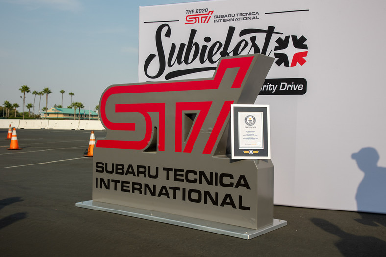 Subiefest 2020 Guinness World Record