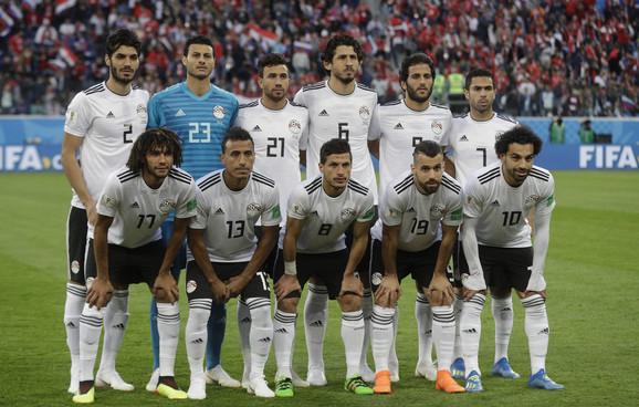 Fudbalska reprezentacija Egipta