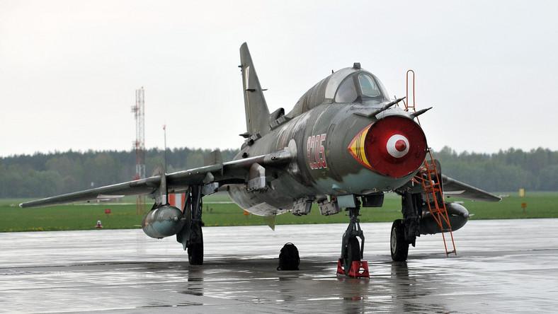 Samolot Su-22
