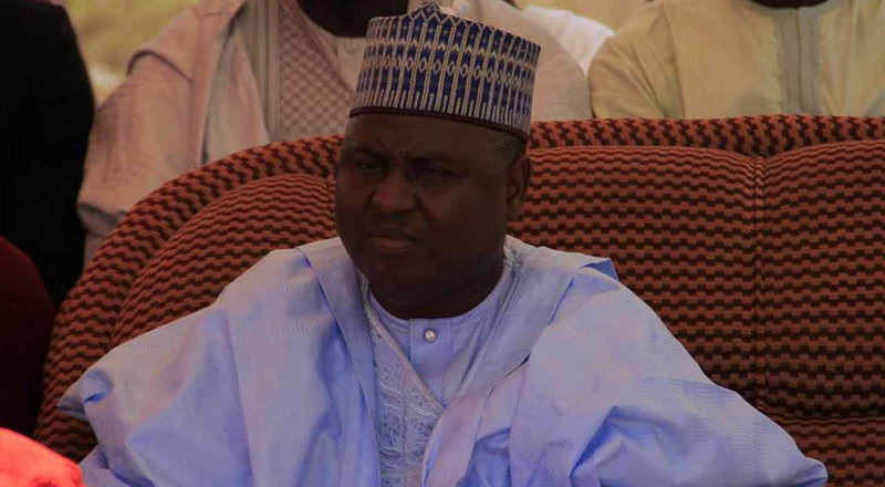 Reps Spokesman Namdas joins race for office of Speaker