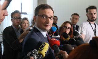 Ziobro: Naszym zadaniem jest zmiana w sądownictwie; liczę na odważną decyzję prezydenta