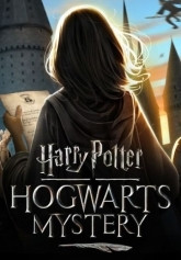 Okładka: Harry Potter: Hogwarts Mystery