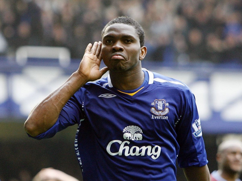 Joseph Yobo was very solid and consistent for Everton  (Getty Images)