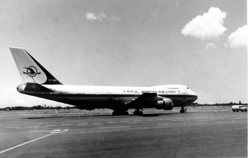 Katastrofy samolotów