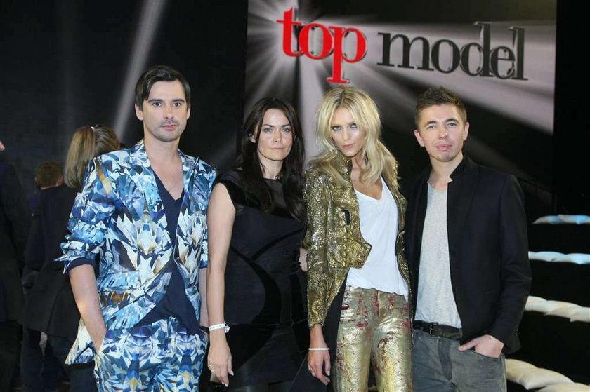 Rubik nie będzie w Top Model