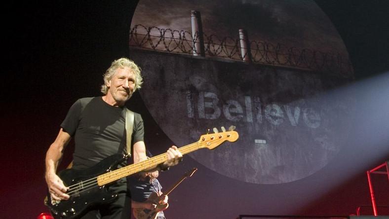 Były lider Pink Floyd Roger Waters bojkotuje Izrael