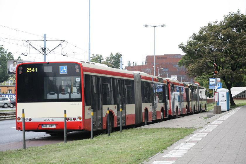 Autobusy w Gdańsku
