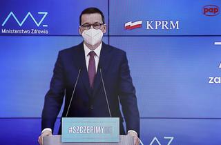 Morawiecki: Europa i USA powinny wypracować wspólną drogę do gospodarczej odbudowy