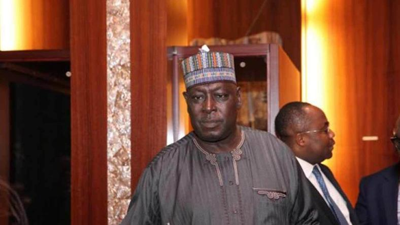 Babachir Lawal, from palace to prison (Presidency)