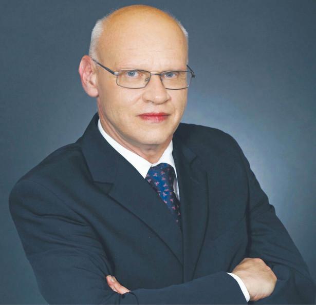 Tomasz Borys, ekspert zajmujący się ochroną danych osobowych