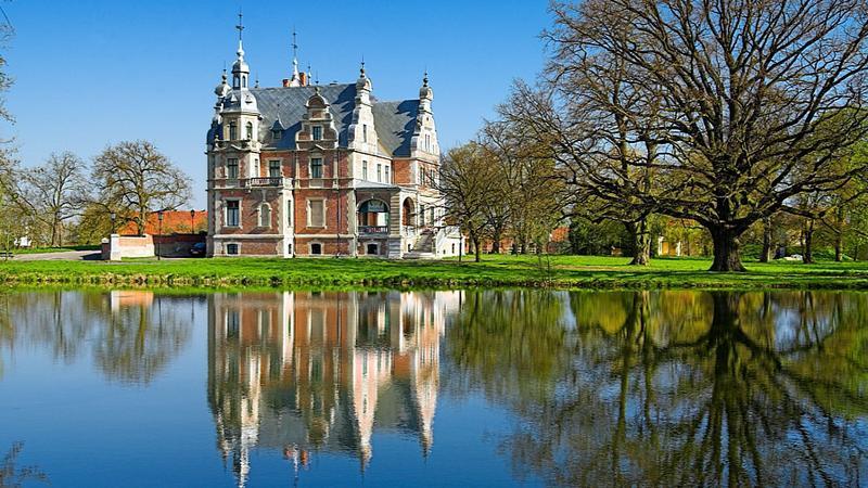 Polska - piekne nieznane pałace