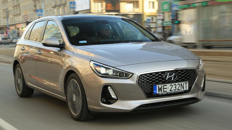 Hyundai i30 1.4 T-GDI - atrakcyjnie zwyczajny