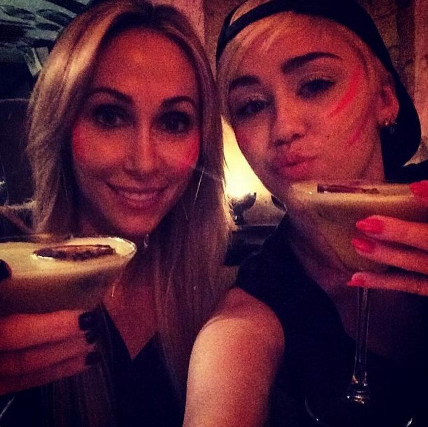 Tish i Miley Cyrus