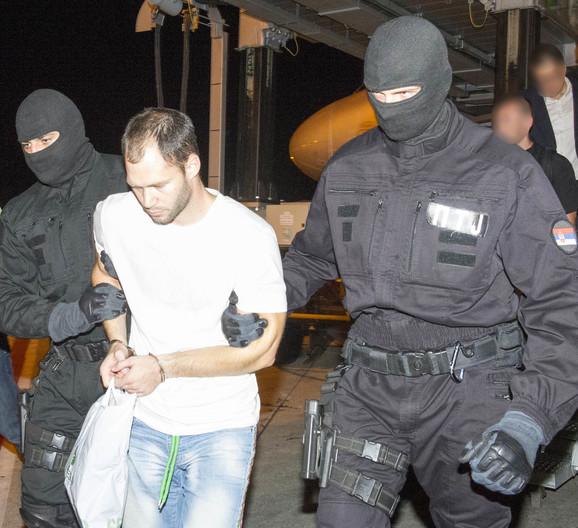 Milićev odležao dve trećine kazne