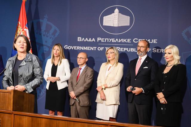 Prva regionalna organizacija sa sedištem u Beogradu
