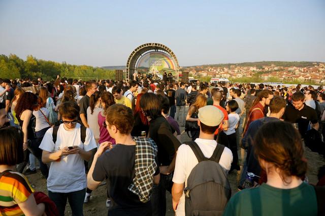 Festival se održava u nedelju na Adi Huji