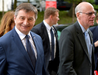 Kuchciński: Ograniczenie kryzysu migracyjnego można osiągnąć przez ochronę granic strefy Schengen