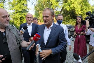 Tusk: Nie chcę zemsty, chcę przywrócić w Polsce przyzwoitość