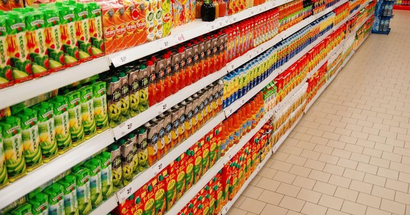 Firma Maspex Wadowice jest jednym z liderów na rynku napojów, soków i nektarów