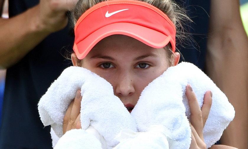 Eugenie Bouchard wycofała się z US Open