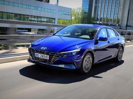 Nowy Hyundai Elantra – egzotyczny sedan z Korei