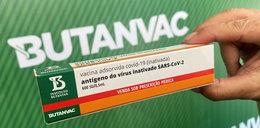 Jest nowa szczepionka na Covid-19. To ButanVac
