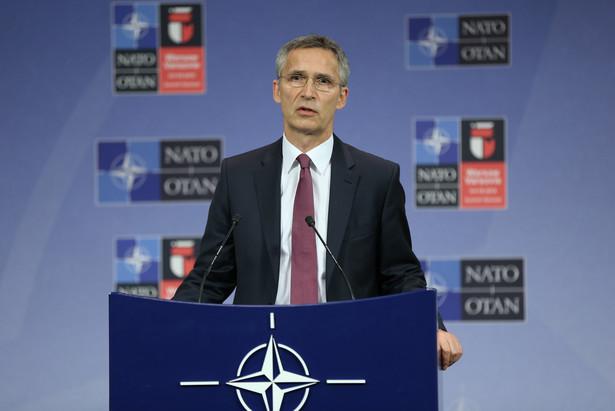 Jens Stoltenberg, minister obrony NATO