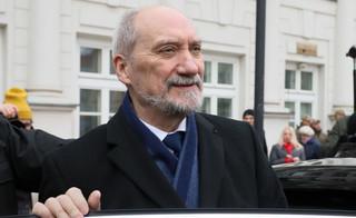 Macierewicz o członkach komisji Millera: Ci ludzie chcieli ukryć prawdę o tym, że samolot eksplodował