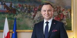 Prezydent Andrzej Duda został pszczelarzem