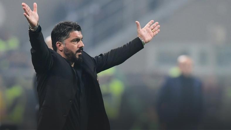 """Just unacceptable:"" AC Milan coach Gennaro Gattuso furious at Franck Kessie and Lucas Biglia bust-up."