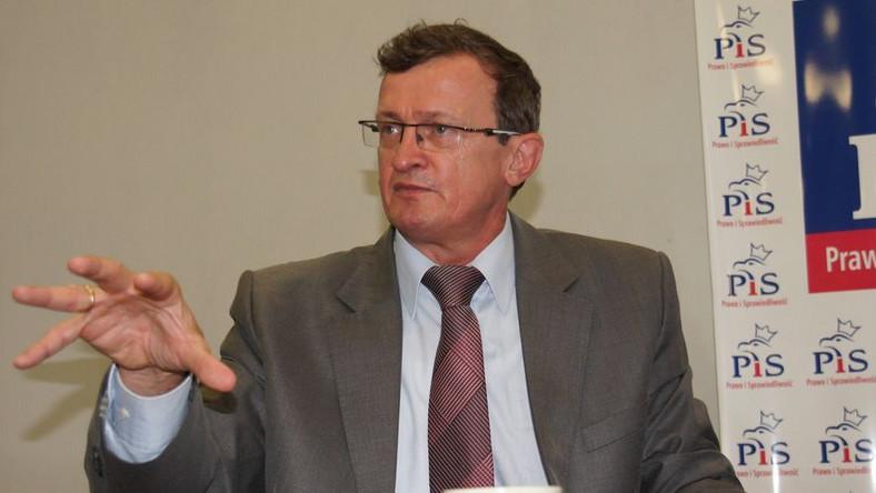Tadeusz Cymański został wykluczony z PiS