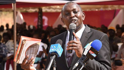 I sympathize with Kambas for allowing Kalonzo to lead them all these years – Oscar Sudi