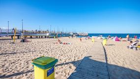 Gdańsk: które kąpieliska otrzymały Błękitną Flagę?