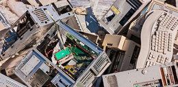 Uwaga! Zużyty komputer to... kopalnia złota!