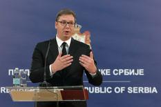 Vučić: Sada je jasno da su Albanci za sve imali podršku Amerike, Britanije i Nemačke