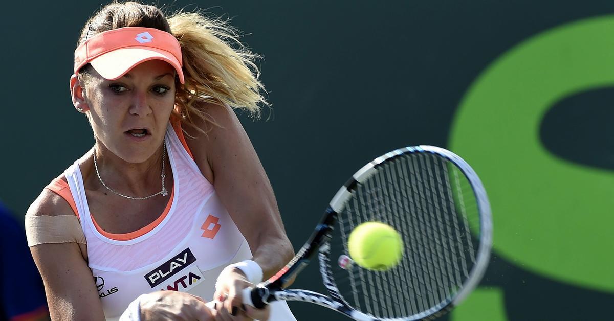 WTA w Indian Wells: Agnieszka Radwańska już w ćwierćfinale