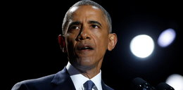 Obama odpowiada na zarzuty Trumpa