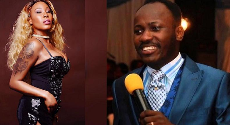 Stephanie Otobo says she wasn't forced to retract sex allegations against Apostle Suleman