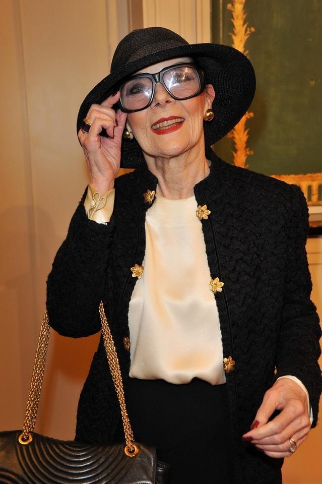 Gitte Lee - 80 lat
