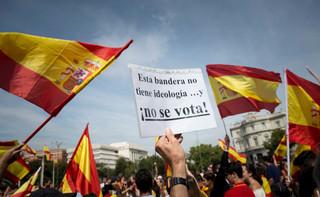 Hiszpania: Szykują się demonstracje przeciwników niepodległej Katalonii