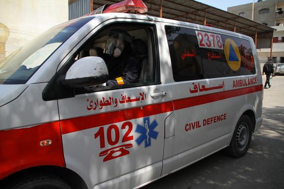 NI BES PORODICE JE NIJE SPREČIO Izraelka je dala bubreg malom Palestincu iz Gaze i tako mu spasla život